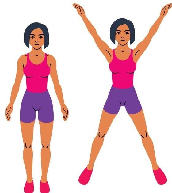 8 Exercices Pour Perdre Du Poids