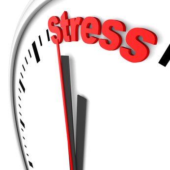 Grossir à cause du stress